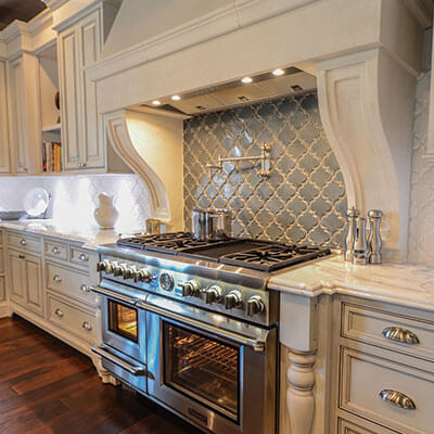 The Frog Pad Kitchen & Bath Designer Showroom - French Country Kitchen